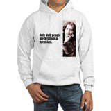 "Wilde ""Dull People"" Jumper Hoody"
