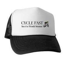 TOP Cycle Fast Trucker Hat