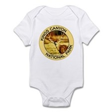 Kings Canyon NP (Mule Deer) Infant Bodysuit