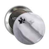 "Snow Dunes 2.25"" Button (100 pack)"