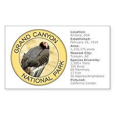 Grand Canyon NP (California Condor) Decal