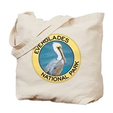 Everglades NP (Pelican) Tote Bag