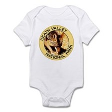 Death Valley NP (Coyote) Infant Bodysuit