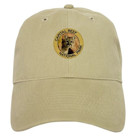 Capital Reef NP (Mountain Lion) Cap