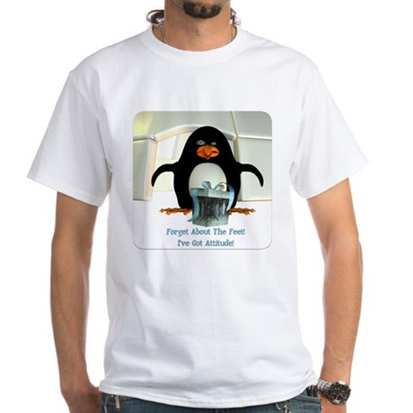 Pongo - White T-Shirt