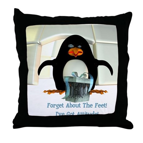 Pongo - Throw Pillow