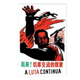 Luta Continua Postcards (Package of 8)