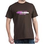 GODDESS LOADING Dark T-Shirt