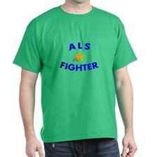 Cute Als fighter T-Shirt