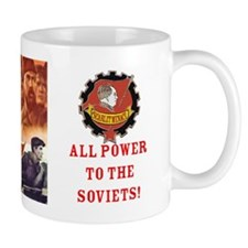 All Power To The Soviets Mug