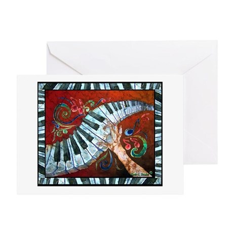 Piano<br> Greeting Card