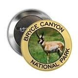 Bryce Canyon NP (Pronghorn Antelope) Button