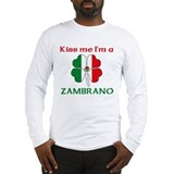 Zambrano Family Long Sleeve T-Shirt