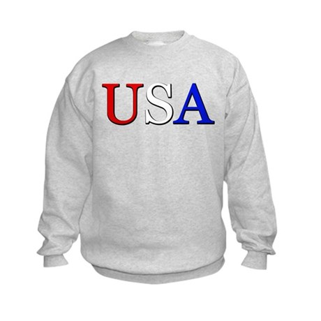 USA Kids Sweatshirt