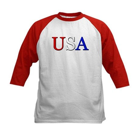 USA Kids Baseball Jersey