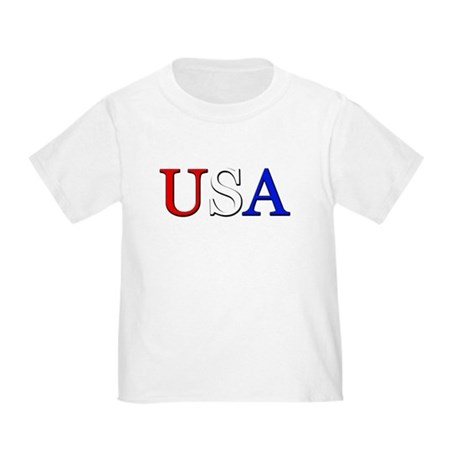 USA Toddler T-Shirt
