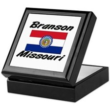Branson Missouri Keepsake Box