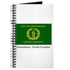Greensboro NC Flag Journal