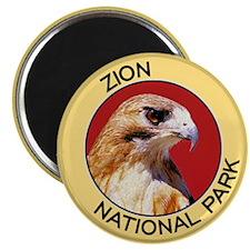 Zion NP (Hawk) Magnet
