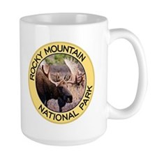 Rocky Mountain NP (Moose) Mug