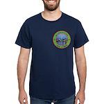 State of Washington Free Mason Dark T-Shirt