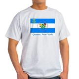 Queens NY Flag T-Shirt