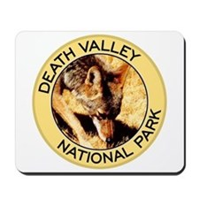 Death Valley NP (Coyote) Mousepad
