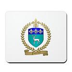 FUSELIER Family Crest Mousepad