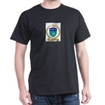 FUSELIER Family Crest Dark T-Shirt