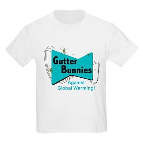 Gutter Bunny Kids Light T-Shirt
