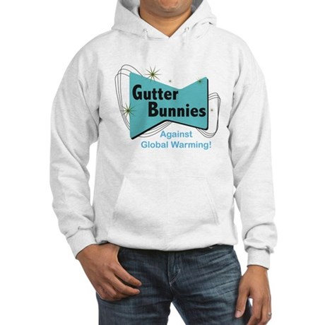 Gutter Bunny Hooded Sweatshirt