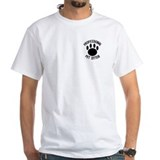 Professional Pet Sitter Paw Print Shirt