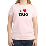 I Love TRIO Women's Light T-Shirt