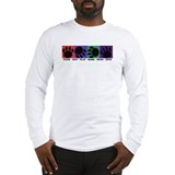 Colorful Paws Long Sleeve T-Shirt