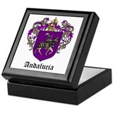 Andalucia 2 Keepsake Box