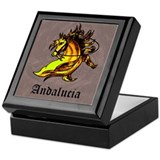 Andalucia 4 Keepsake Box
