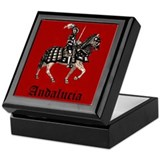 Andalucia 1 Keepsake Box