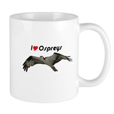 I Love Ospreys Mug