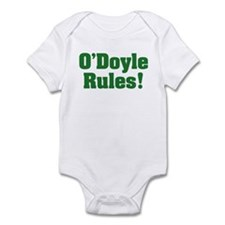 O'DOYLE RULES Infant Bodysuit