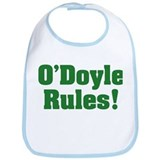 O'DOYLE RULES Bib