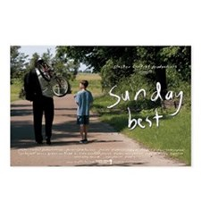 Ronnie/Giant Sunday Best Postcards (Package of 8)