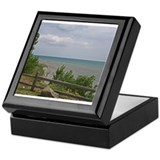 Seaside Cliffs Keepsake Box