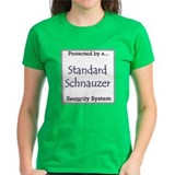 Schnauzer Security Tee