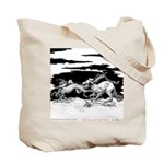 Fantasy and Natural History Tote Bag