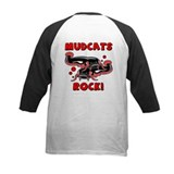 Mudcats Rock (front/back) Tee