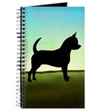 Grassy Field Chihuahua Journal