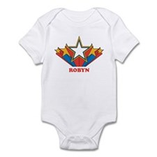 ROBYN superstar Infant Bodysuit