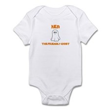 Ken the Friendly Ghost Infant Bodysuit