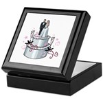 Wedding Cake Keepsake Box