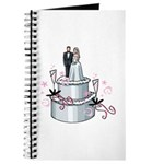 Wedding Cake Journal